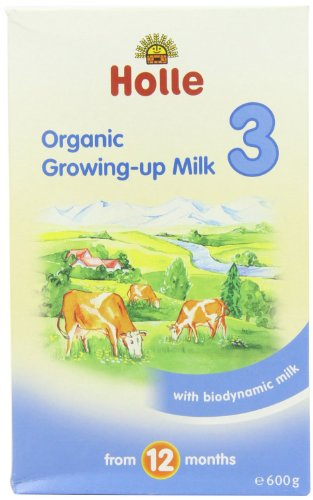 Holle Bio A2 Folgemilch - 3 Dose 800g