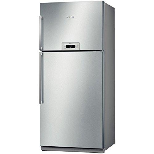 Bosch KDN64VL20N Libera installazione 492L A+ Alluminio, Argento, Acciaio inossidabile frigorifero con congelatore