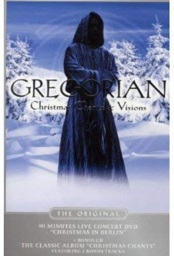 Gregorian - Christmas Chants & Visions  (DVD+CD)