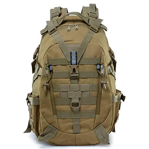 Xindiqiu 25L Mochila Táctica Militar Hombrer Mochilas Asalto Bolsa de Emergencia Mochila Molle para Senderismo Acampada Aire Libre