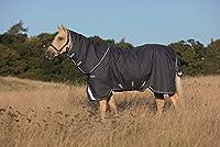 "Horseware Ireland Amigo Bravo 12 Plus ターンアウト 72"""