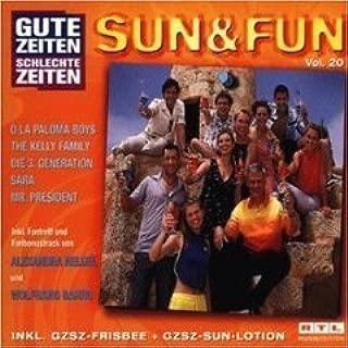 S u n & F u n (Double-CD)
