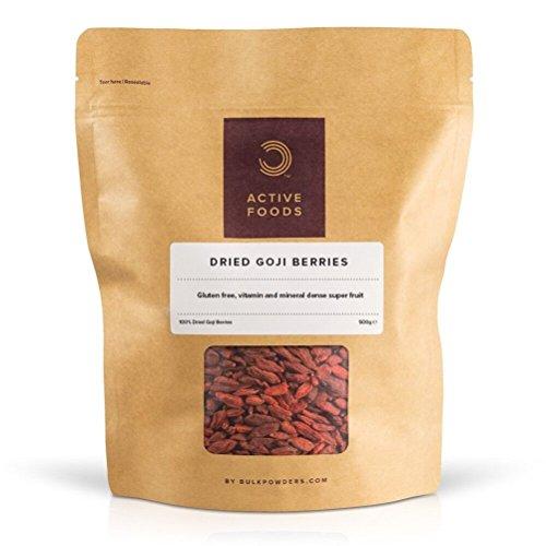 Bulk Goji Beeren Getrocknet, 500 g, Verpackung Kann Variieren