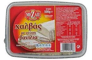 MeZap Halva griega clásica con vainilla 500g.