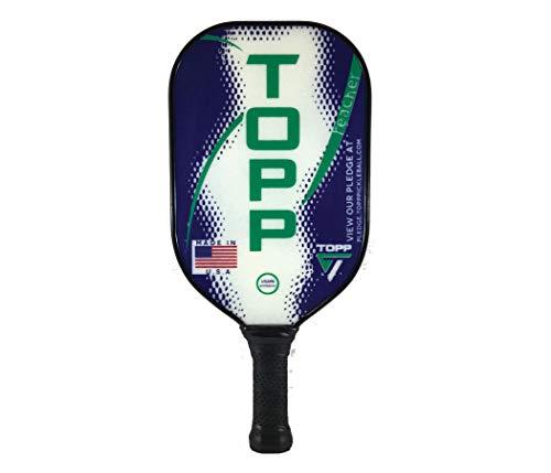 Topp Pickleball Paddle Reacher Composite Blade