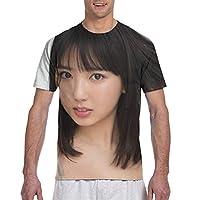 沢口愛華 (2) 人気 カジュアル Tシャツ 春と夏の秋 半袖 衣装 日常 シャツ 男女兼用 半袖 子供服コスチューム ファッション潮流 身を修める 運動する 半袖 上着