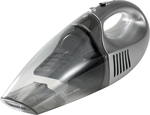 Tristar KR-2156 Aspirador KR2156 Mano, Plata, Transparente, 500 ml