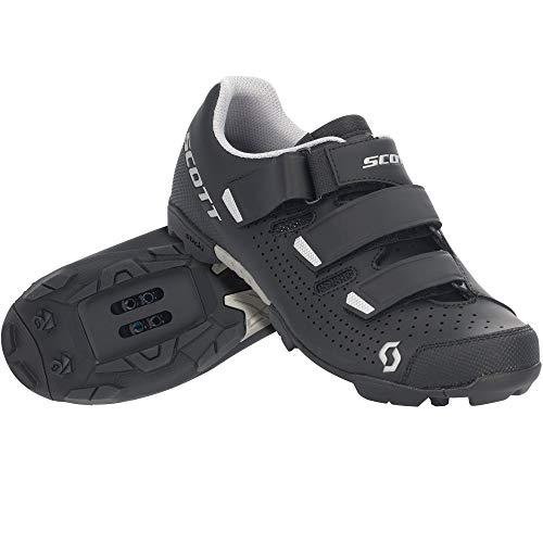 Scott Damen MTB COMP RS Lady Sneaker, Black Silver, 39 EU