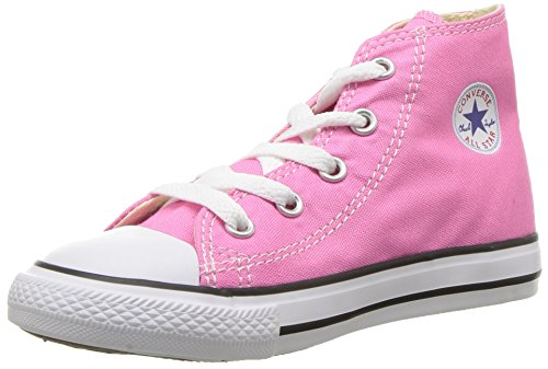 Converse Unisex Baby CTAS-HI Infant Hausschuhe, Pink (Pink 650), 22 EU