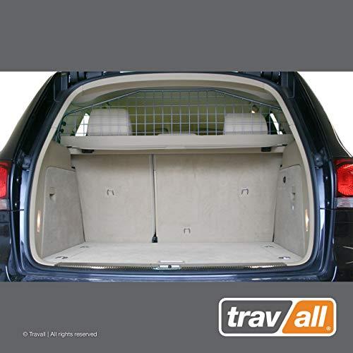 Travall Guard TDG1197 – Grille de séparation avec revêtement en poudre de nylon