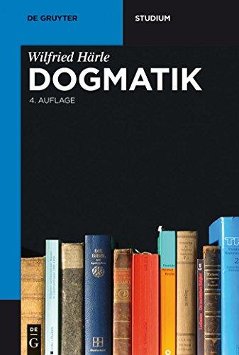 Dogmatik (De Gruyter Studium)