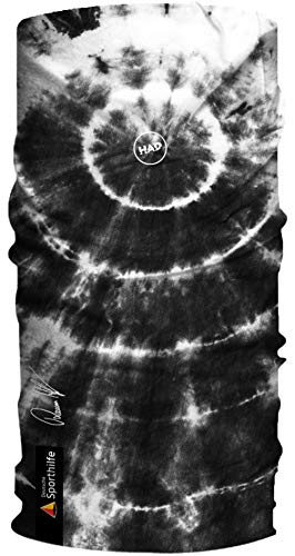 H.A.D. Original Legends und Heroes Schwarz-Weiß, Kopfbedeckung, Größe One Size - Farbe Radial by Ramona Hofmeister
