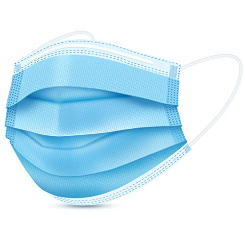 50-pack of disposable masks