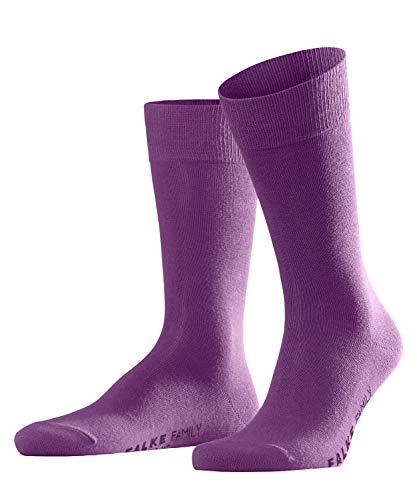 FALKE Herren Family Socken, rosa (Galaxy Purple 8317), 43-46