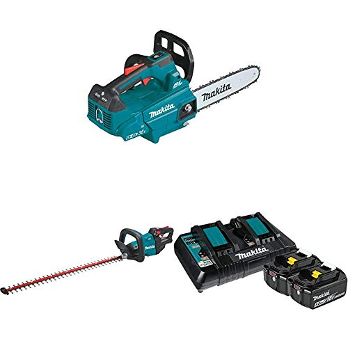 Best Deals! Makita XCU08Z 18-Volt X2 (36V) LXT Lithium-Ion Brushless Cordless 14 inch Top Handle Cha...