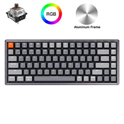 Keychron K2 Bluetooth Wireless Mechanical Keyboard with...