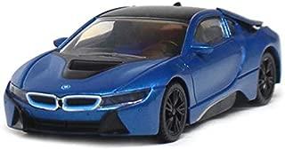 Rastar Licensed 1:43 Scale BMW i8 Die Cast Sports Car Model