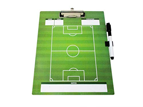Trademark Innovations Magnetic Dry Erase Board Soccer Coaching Board