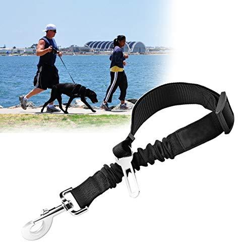 Tancurry Arnés de seguridad universal para perros ajustable con correa para perros