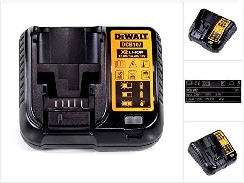DeWALT DEWDCB107- Cargador para baterías