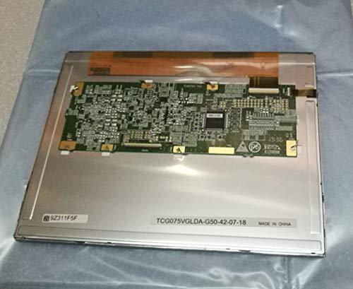 New 7.5Inch TCG075VGLDA-G50 LCD Panel Display a-Si TFT-LCD, LCM
