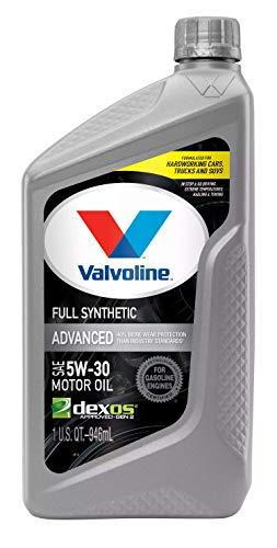 best 5w30 synthetic motor oil