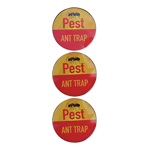 Brand New ANT TRAPS Pre Baited Insect Roaches Killer Glue Poison Free...