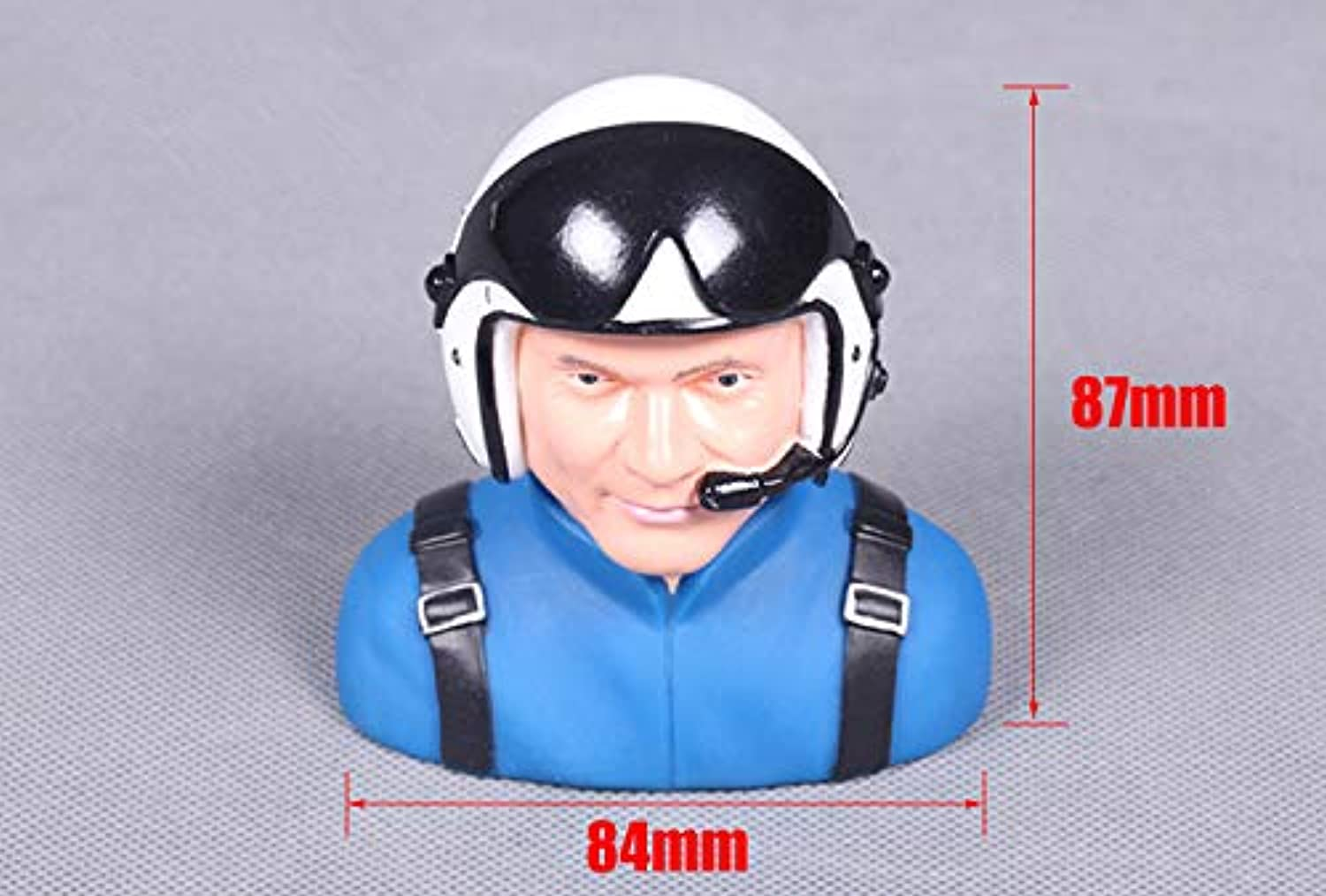 FMS RC Airplane Pilot Figure for 1400mm F3A 1300mm Yak 54