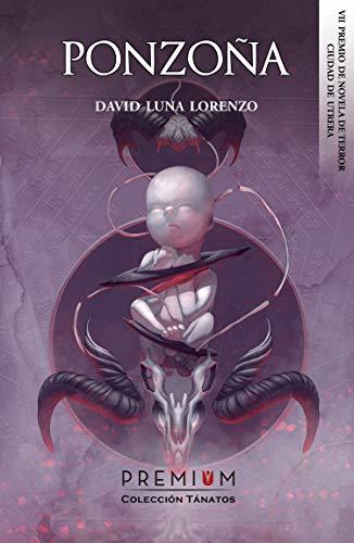 Ponzoña - David Luna Lorenzo 41JYrKQQwIL