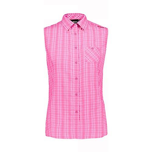 CMP Damen Hemd Woman Shirt 30T9966 Bounganville-Goji 34