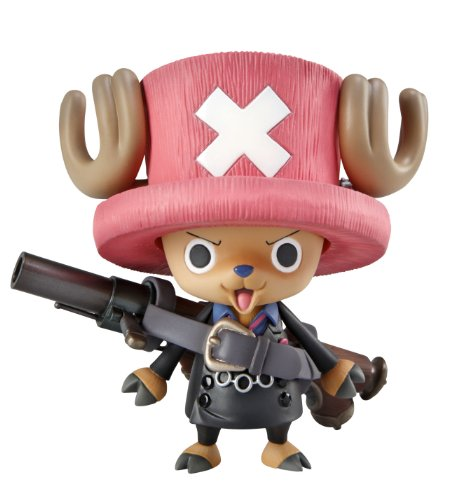 One Piece - P.O.P. - Strong Edition Statuette / Figurine: Tony Chopper (Black Suit)
