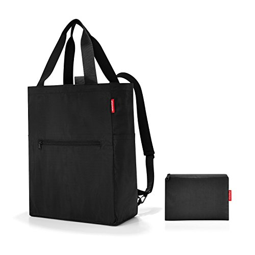 reisenthel mini maxi 2-in-1 30,5 x 41 x 15,5 cm 19 Liter black
