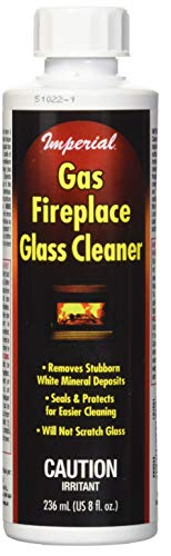 UCI Imperial Gas Fireplace Cleaner KK0044 8 Ounce Bottle