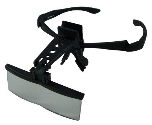 TSK メガネ型ルーペ 倍率1.5倍・2.5倍・3.5倍 レンズ径28×74mm 日本製 RX-4900