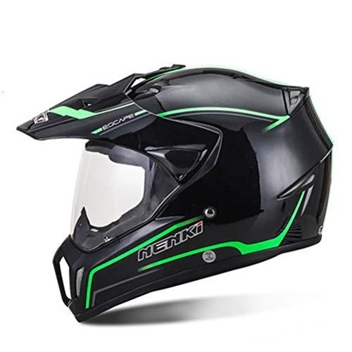 Motocross Helm Decals Mountainbike Radfahren oder Motorrad fahren Offroad farbige Schutzhelm Elektro-Motorrad Motorradhelme