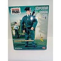 Bizak geyperman Guardia Civil