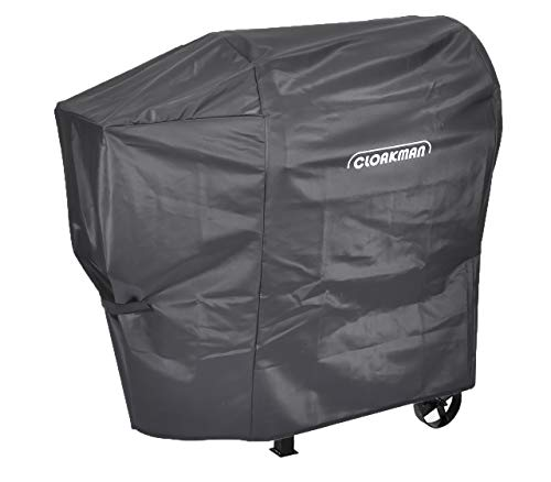 Preisvergleich Produktbild Cloakman Premium Heavy Duty Grillabdeckung für Pit Boss Holz Pellet Grill 700FB / 71700 ohne Seitenregal