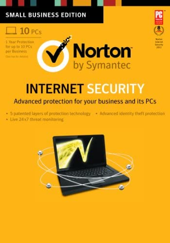 Norton Internet Security 2013 10 Users Old Version Download product image
