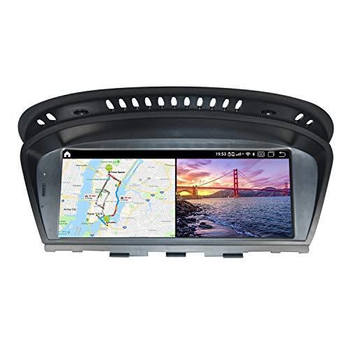 Koason Android 8.8inch Screen Display Monitor Auto Audio Stereo Multimedia Player GPS Navigation for BMW Old 3 5 Series E60 E61 E63 E90 CCC