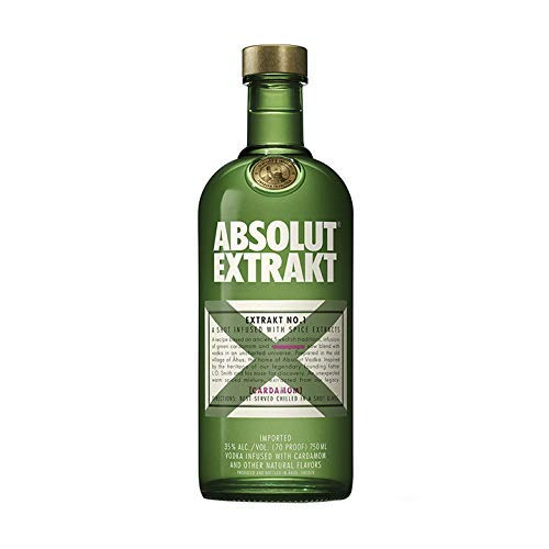 Absolut Extrakt Vodka