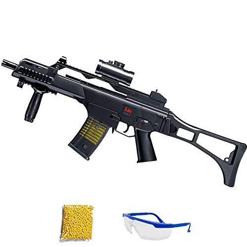 UMAREX HK Heckler&KOCH G36 C (6mm) - Rifle de Airsoft Calibre 6mm (Arma Larga de Aire Suave de Bolas de plástico o PVC). Sistema: Muelle <3,5J