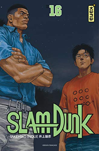 Slam Dunk Star Edition Tome 16