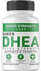 Image of Extra Strength DHEA 100mg...: Bestviewsreviews