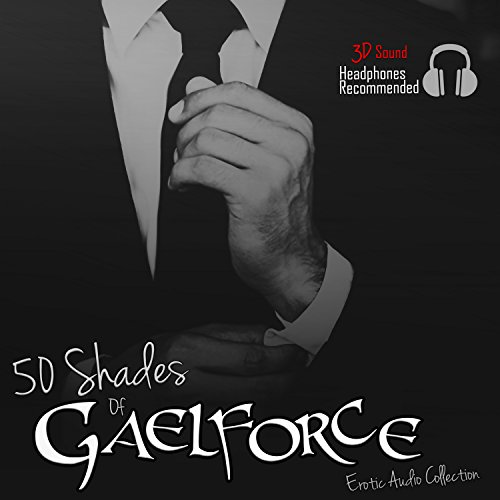 50 Shades of Gaelforce audiobook cover art