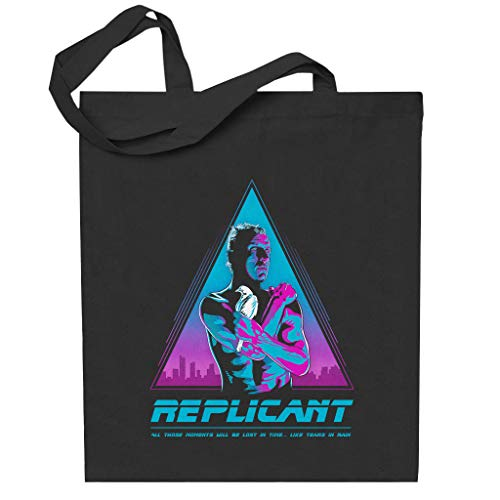 Cloud City 7 Like Tears In Rain Blade Runner Totebag