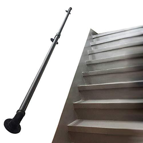 Badkamer Grab Handrail Trapleuning leuningen Banister Deur Trek Handvat Veiligheid Balans Railing voor Corridor Zolder Muur Oude Man Douche Assist Industriële Pijp