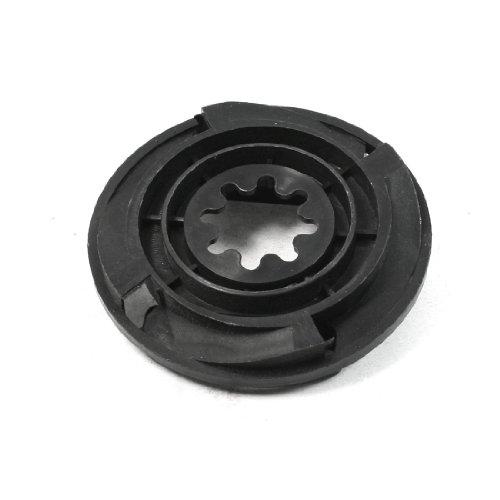 Zwarte kunststof repareren deel Air afleider ring voor Bosch 100 haakse slijper