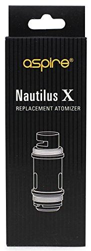Aspire Nautilus X U-Tech Verdampferköpfe 1,5 Ohm