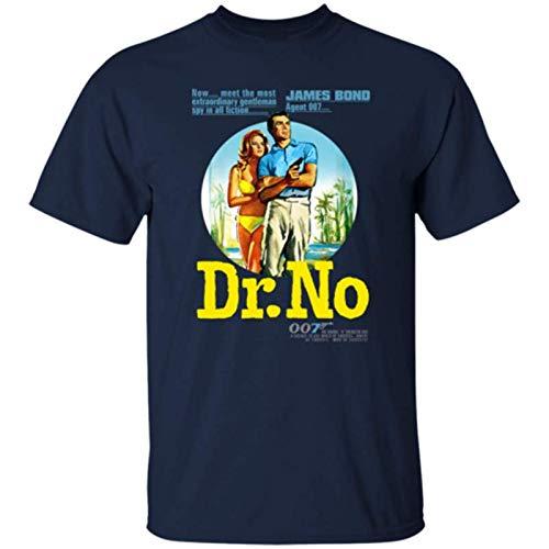 VeTo Dr. No, Retro, 007, James Bond, Sean Connery, Ursula Andress, Honey Rider, T-Shi