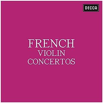 French Violin Concertos
